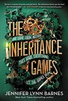 The Inheritance Games 1549133535 Book Cover