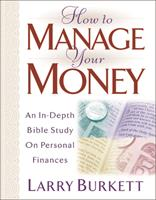 How To Manage Your Money 080242547X Book Cover