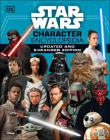 Star Wars Character Encyclopedia, Updated and Expanded Edition 0744050316 Book Cover