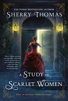 A Study in Scarlet Women 042528140X Book Cover