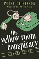 The Yellow Room Conspiracy 0446403733 Book Cover