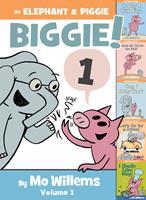 An Elephant & Piggie Biggie! 1484799674 Book Cover