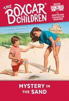 Mystery In The Sand 0590426737 Book Cover