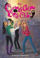 The Curious Cat Spy Club 0807513768 Book Cover