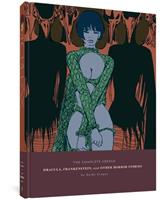 Crepax: Dracula, Frankenstein, and Other Horror Stories 1606998900 Book Cover