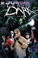 Justice League Dark: The New 52 Omnibus 1779513135 Book Cover