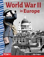 World War II in Europe 1425850707 Book Cover