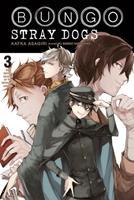 Bungo Stray Dogs, Vol. 3 (light novel) 1975303261 Book Cover