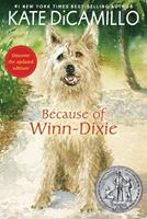 Because of Winn-Dixie 0763625582 Book Cover