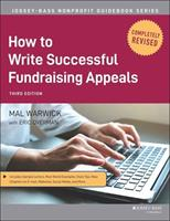How to Write Successful Fundraising Appeals (The Jossey-Bass Nonprofit Guidebook Series) 1118543661 Book Cover