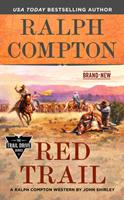 Ralph Compton Red Trail 0593102347 Book Cover