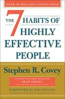 The 7 Habits of Highly Effective People: Revised and Updated: Powerful Lessons in Personal Change 1982137134 Book Cover