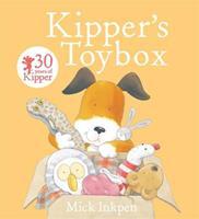Kipper's Toybox (Kipper) 0152005013 Book Cover