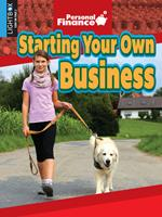 Starting Your Own Business 1602793131 Book Cover