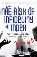 The Risk of Infidelity Index: Vincent Calvino, an American P.I. in Bangkok 087113974X Book Cover