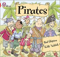 Collins Big Cat - Pirates: Red B/Band 02b: Band 02b/Red B 0007185618 Book Cover