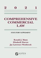 Comprehensive Commercial Law: 2021 Statutory Supplement 1543844596 Book Cover