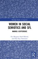 Women in Social Semiotics and Sfl: Making a Difference null Book Cover