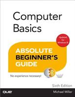 Computer Basics Absolute Beginner's Guide, Windows 8 Edition 0789752336 Book Cover