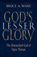 God's Lesser Glory: The Diminished God of Open Theism 1581342292 Book Cover