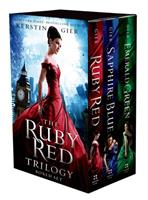 The Ruby Red Trilogy Boxed Set 1250060435 Book Cover
