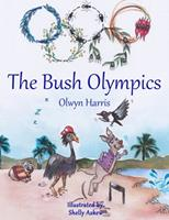 The Bush Olympics 0645151211 Book Cover