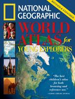 Nat'l Geo World Atlas for Young Explorers