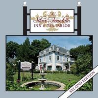 The Silver Fountain Inn and Tea Parlor 1732333645 Book Cover