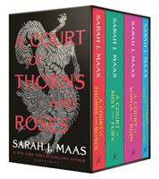 A Court of Thorns and Roses Box Set 1526630788 Book Cover