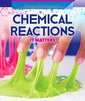 Chemical Reactions: It Matters 1725312972 Book Cover