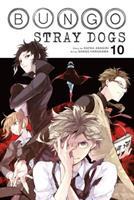 Bungo Stray Dogs, Vol. 10 1975303717 Book Cover
