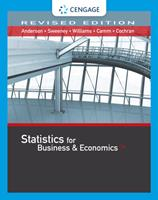 Statistics for Business and Economics (with CD-ROM and InfoTrac) (Statistics for Business & Economics)