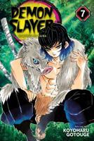 Demon Slayer: Kimetsu no Yaiba, Vol. 7 1974704416 Book Cover