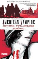 American Vampire, Volume 1 1401228305 Book Cover