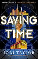 Saving Time 1472273230 Book Cover