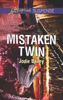 Mistaken Twin 1335231862 Book Cover
