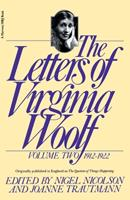 The Question of Things Happening: The Letters of Virginia Woolf, Volume 2: 1912-1922 0156508826 Book Cover