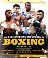 The Ultimate Encyclopedia of Boxing 1858681669 Book Cover