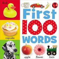 First 100 Words 1848792336 Book Cover