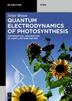 Quantum Electrodynamics of Photosynthesis: Mathematical Description of Light, Life and Matter 3110626926 Book Cover