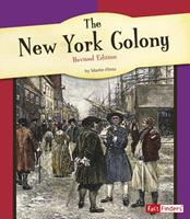 The New York Colony (Fact Finders) 0736861025 Book Cover