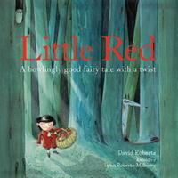 Little Red: A Fizzingly Good Yarn 0810957833 Book Cover
