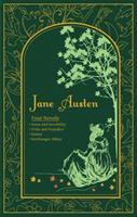 Jane Austen: Four Novels 1607103117 Book Cover