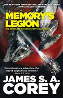 Memory's Legion: The Complete Expanse Story Collection 0316669199 Book Cover