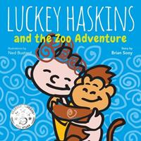 Luckey Haskins and the Zoo Adventure 1535283300 Book Cover