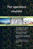 Port operations simulator: A Clear and Concise Reference 198753638X Book Cover