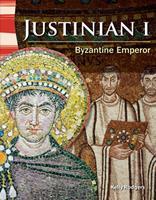 Justinian I: Byzantine Emperor: World History 1433350025 Book Cover