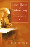 Hungry Spring and Ordinary Song: Collected Poems (an autobiography of sorts) 1612617883 Book Cover