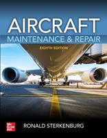 Aircraft Maintenance & Repair, Eighth Edition 1260441059 Book Cover