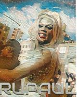 RuPaul Drag Journal 0464074312 Book Cover